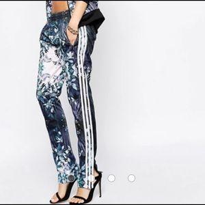 Adidas Originals Florera Ice Floral Track Pants